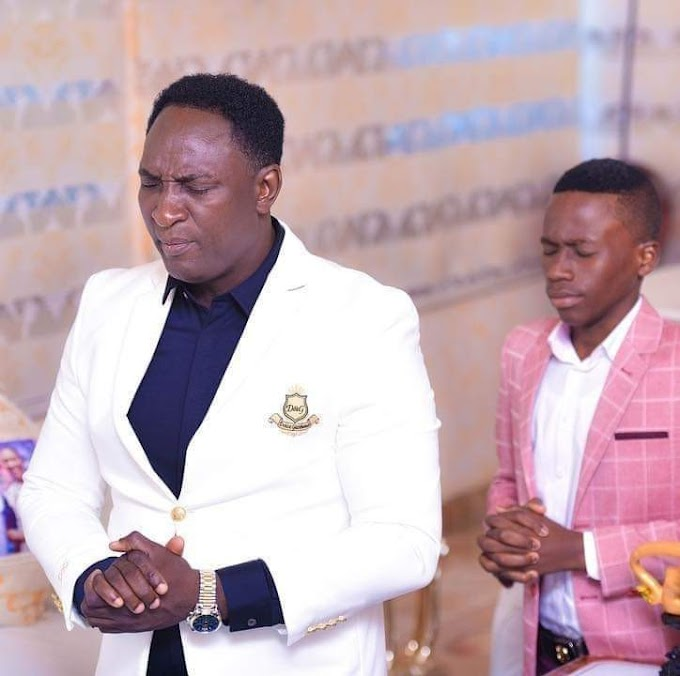 """#I Did Not Offer Daddy Freeze a 5Million Naira Bribe""""Popular Billionaire Prophet, Jeremiah Fufeyin denies Allegations by Strokes"""