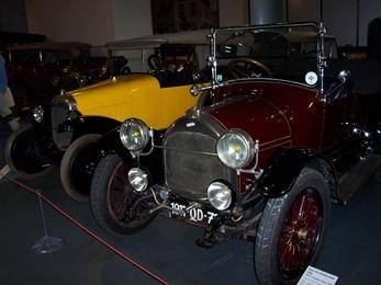2004.05.21-016 Willys Overland 75B 1017 et Citroën A 1919