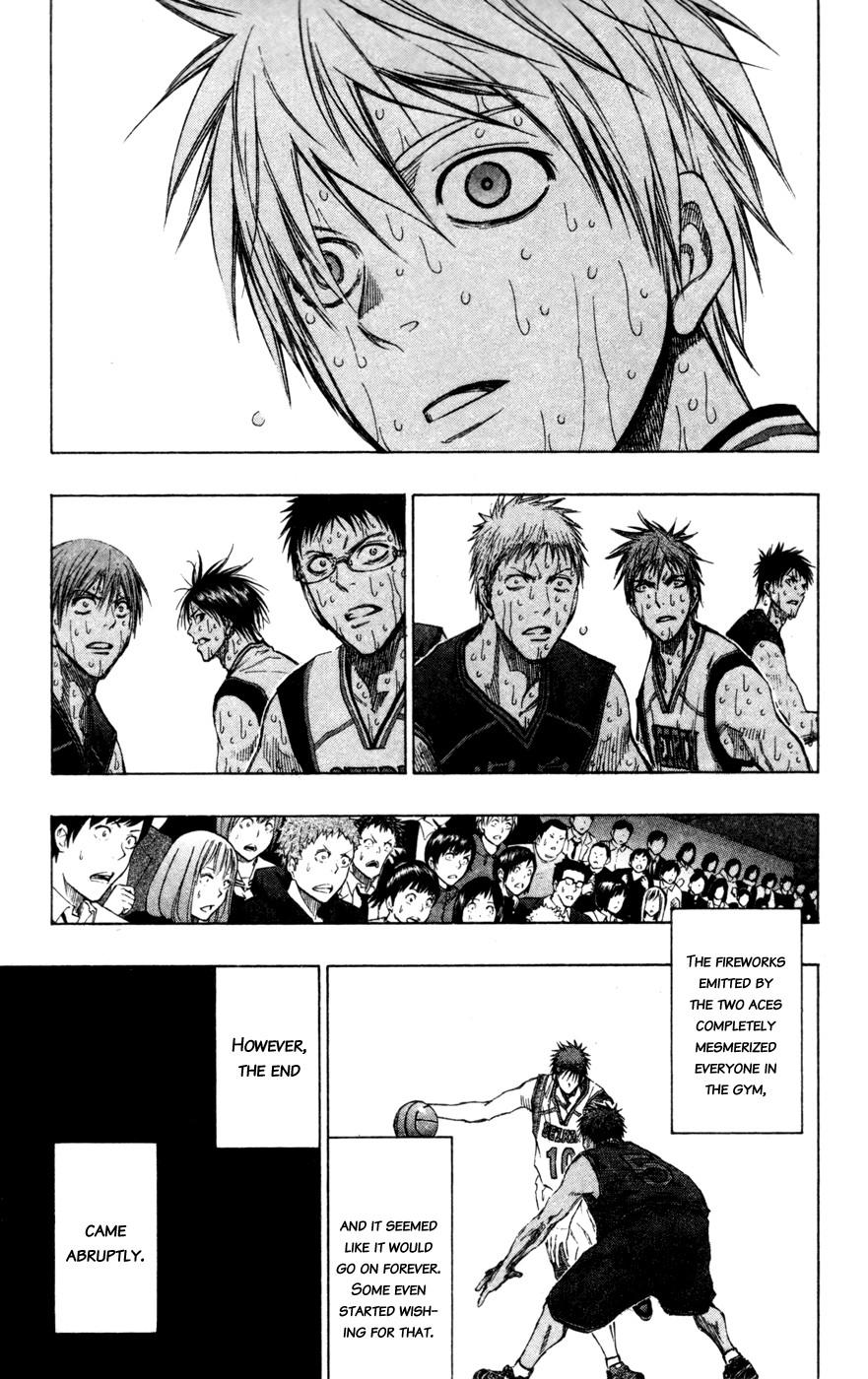 Kuroko no Basket Manga Chapter 136 - Image 15