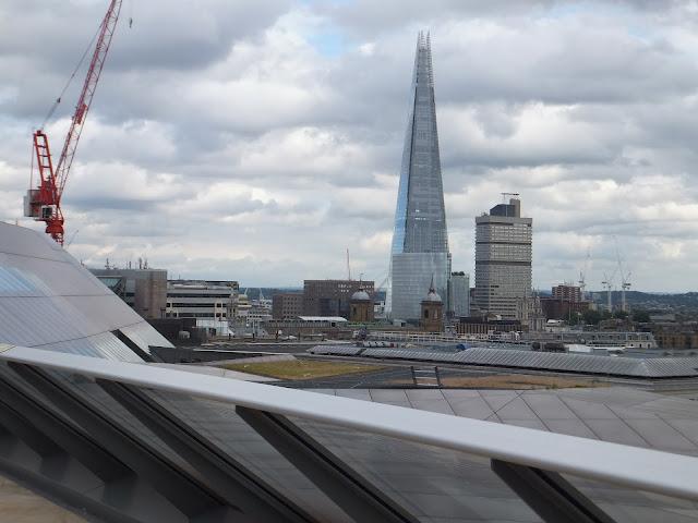 Roof Terrace, One New Change, Saint Paul, London, Londres, Elisa N, Blog de Viajes, Lifestyle, Travel