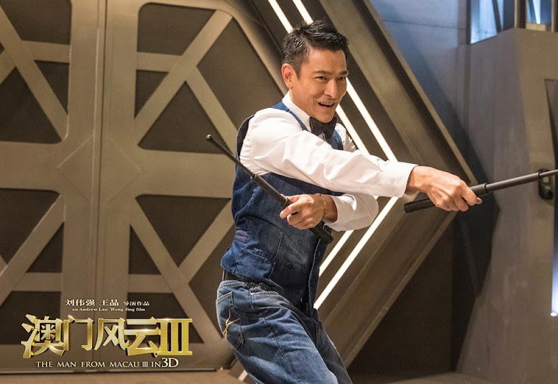 From Vegas to Macau III Hongkong Movie