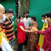 भाजपा के वरिष्ठ नेता राजेन्द्र श्रीवास्तव की पुत्री के कन्यादान की ली विधायक राकेश गिरी ने जिम्मेदारी