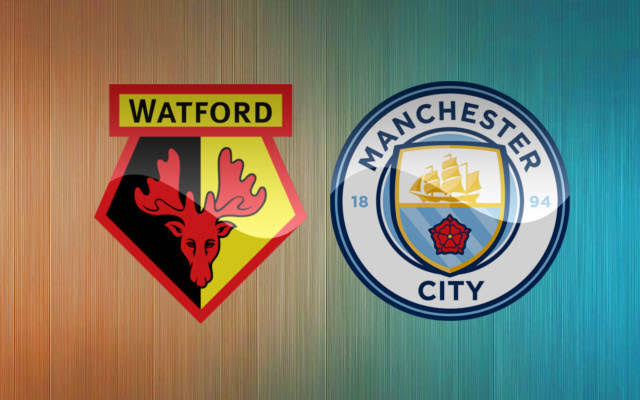 Manchester City Vs Watford premier league match highlight
