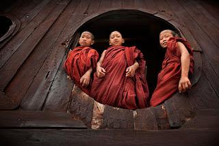 V državi je ogromno budističnih samostanov
