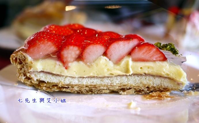26 Patisserie Parterre草莓派