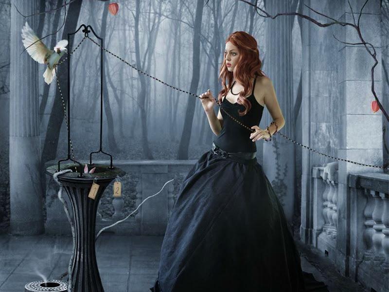 Chain And Bird, Gothic Girls