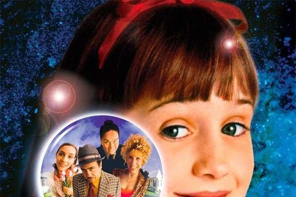 Netflix anuncia elenco principal da nova versão de Matilda