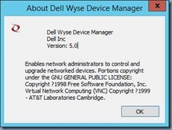 Terence Luk: Dell Wyse Device Manager Version 5 0