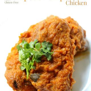 Slow Cooker Chipotle Pumpkin Chicken