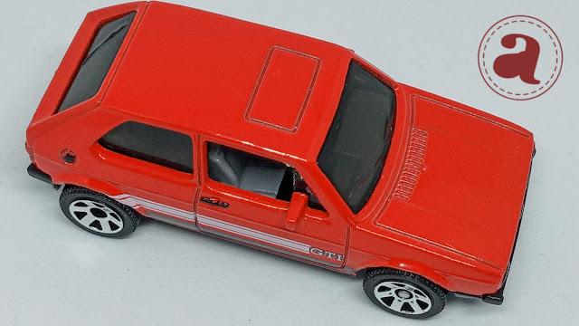 REVIEW MATCHBOX GERMANY - 1976 VW GOLF MK1