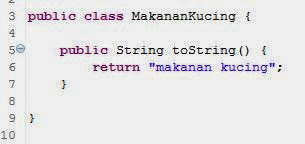 class MakananKucing