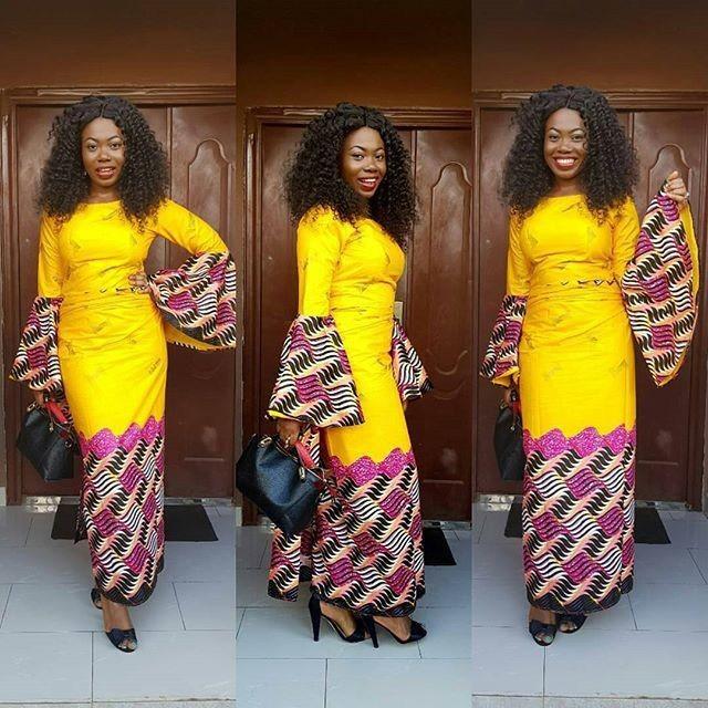 African Iro and Buba Styles