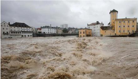 Γερμανία : Καταστροφικές πλημμύρες πλήττουν τις τελευταίες 48 ώρες την Βόρεια Ρηνανία