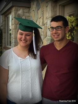 Graduating Cousins