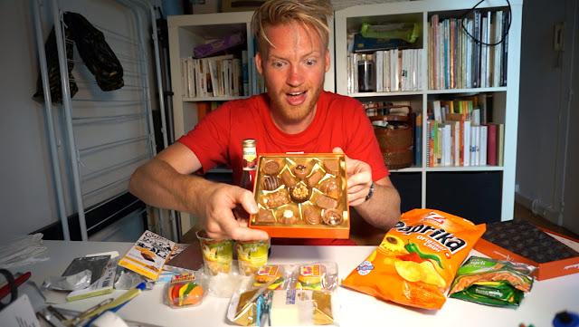 swiss snacks review in Bern, Switzerland in Bern, Bern, Switzerland