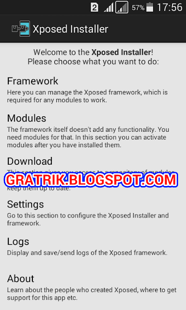 Xposed Framework Installer APK - Android Application Download