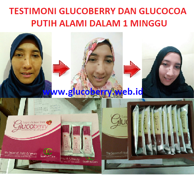 Testimoni Glucoberry Dan Glucocoa