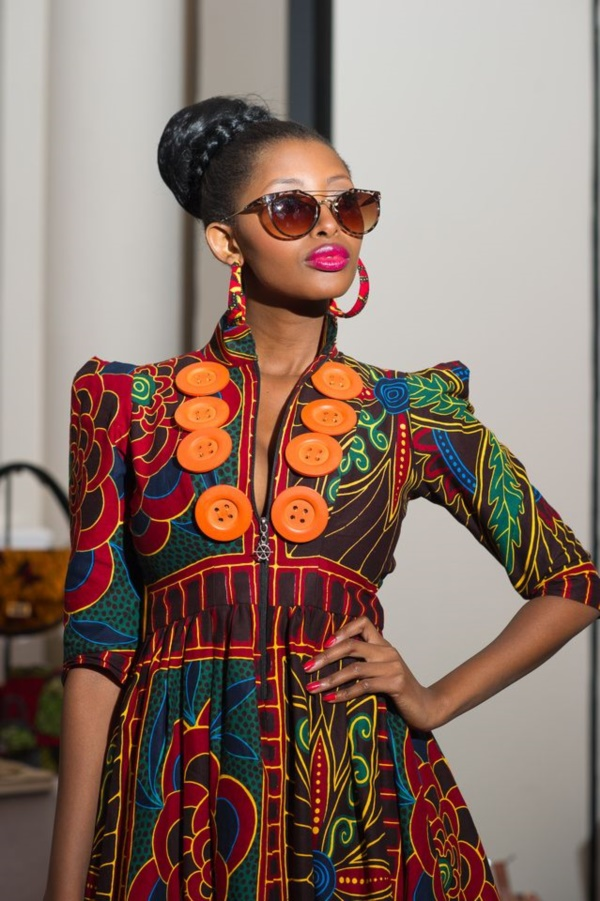 50 Top African Traditional Dresses Designs 3