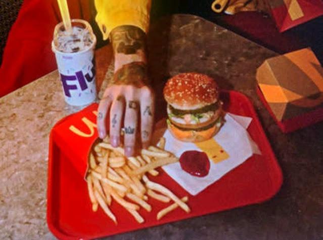McDonald's launches its next celebrity menu collaboration