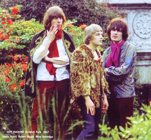 the Soft Machine ~ 2003 ~ BBC Radio 1967-1971 (inlay)