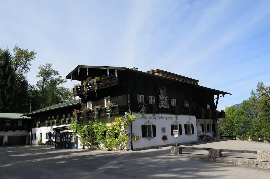 Das Hotel zum Türken ist erhalten geblieben