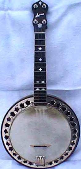 Gordon Markendale Ludwig copy Banjolele