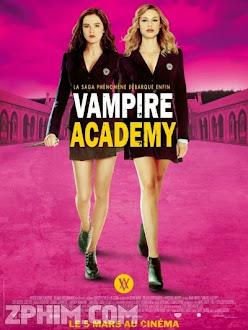 Học Viện Ma Cà Rồng - Vampire Academy (2014) Poster