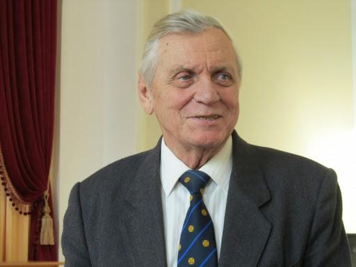 Роландові Тарасовичу Франку – 85!