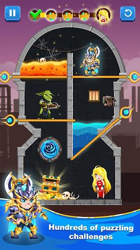Idle Hero: Princess Rescue 0.4 screenshots 9