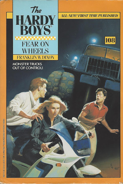 Fear on Wheels cover