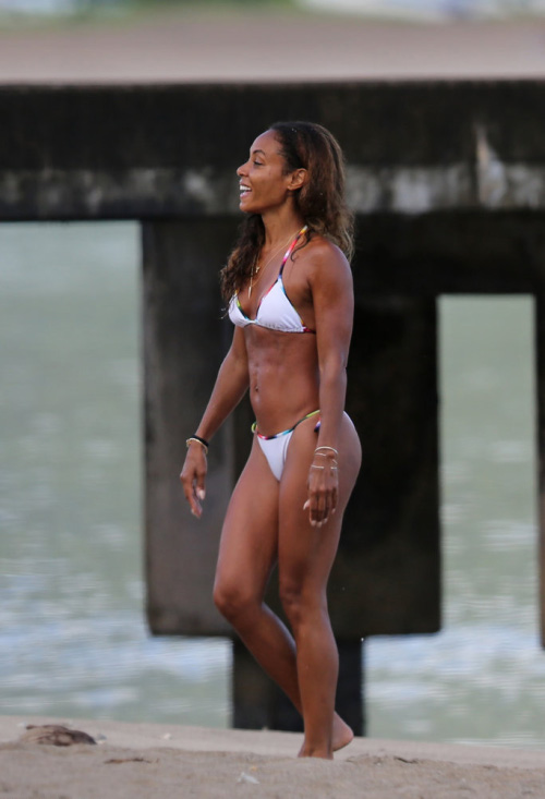 Carla hall in bikini