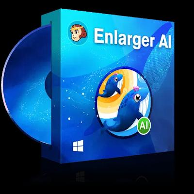 🔥 DVDFab Enlarger AI   1 Year License 🔥