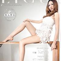 LiGui 2014.09.03 网络丽人 Model 可馨 [32P] cover.jpg