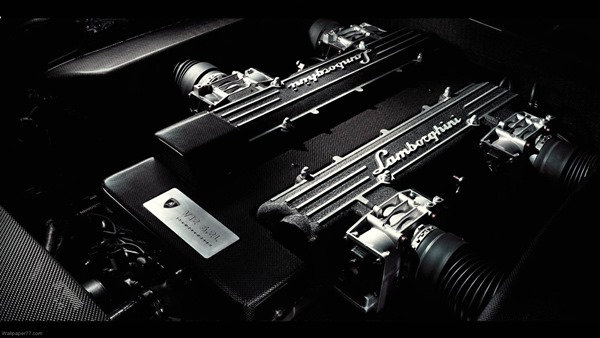 Lamborghini-V12