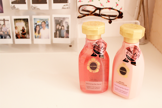 Review Ma Cherie S Air Feel Shampoo And Conditioner Xoxo Charlene