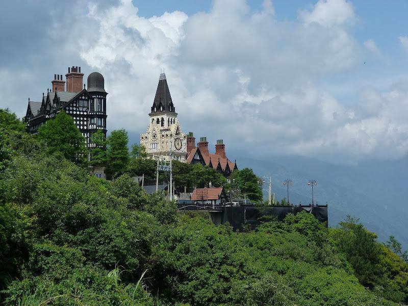 Hôtel...en pleine montagne a 5 bonnes heures de route de Taipei