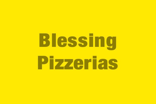 Blessing Pizzerias es Partner de la Alianza Tarjeta al 10% Efectiva