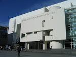 Barcelone: musée d'art contemporain
