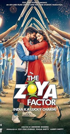 The Zoya Factor (2019) subtitle Indonesia