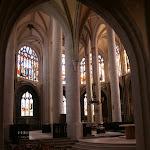Eglise Sainte Madeleine : choeur