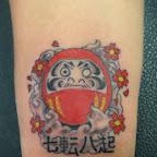 pulse - Daruma Dolls Tattoos Pictures