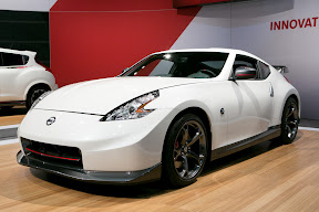 Nissan 370Z Nismo Front