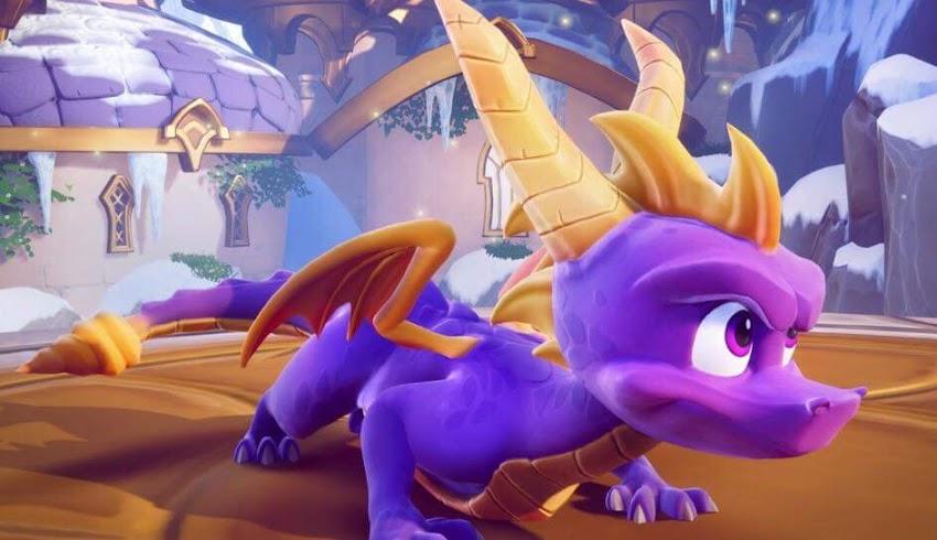 Activision crea un punto ristoro BBQ ispirato a Spyro per il PAX Aus...