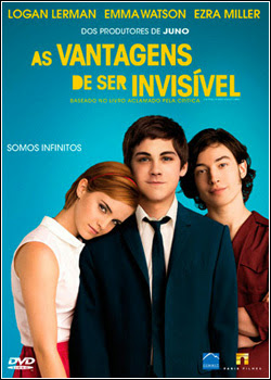 Download As Vantagens de Ser Invisível – BDRip AVI Dual Áudio + RMVB Dublado