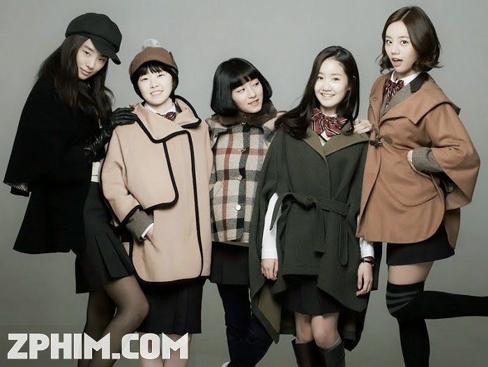 Ảnh trong phim Hội Nữ Thám Tử Trường Seonam - Seonam Girls High School Investigators 1