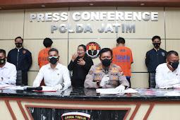Dua Hacker Indonesia Ditangkap Polda Jatim