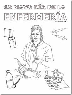 DIA DE LA ENFERMERIA PINTARYJUGAR COM (12) 1