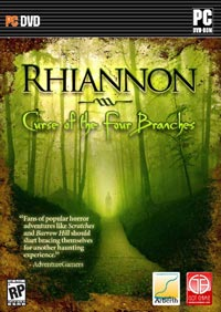 Rhiannon: Curse of the Four Branches - Review-Walkthrough By Daniel Kershaw