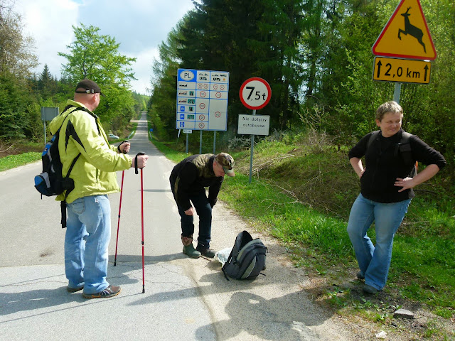 Zajęcia terenowe Źródliska Wisłoki - P1120628.JPG