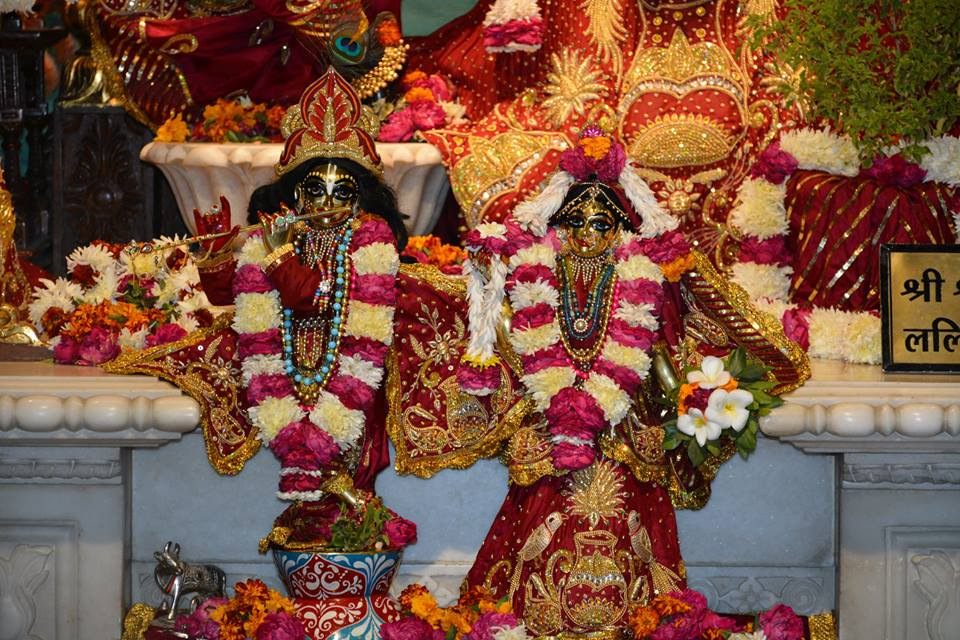 ISKCON Ujjain Deity Darshan 03 Jan 2017 (15)